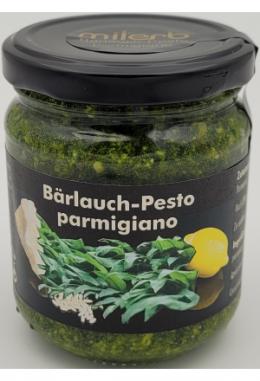 MILERB Bärlauch-Pesto parmigiano 190g
